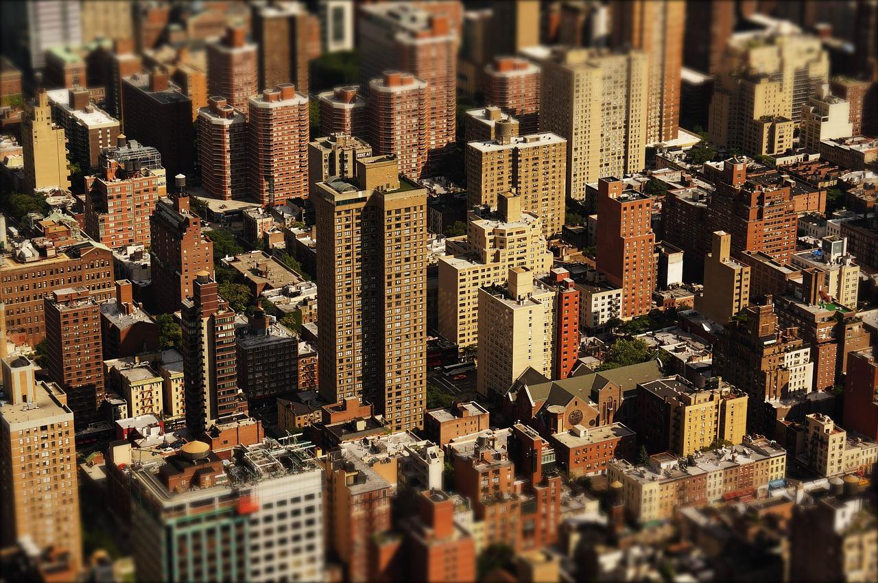 Imóveis residenciais multifamiliares